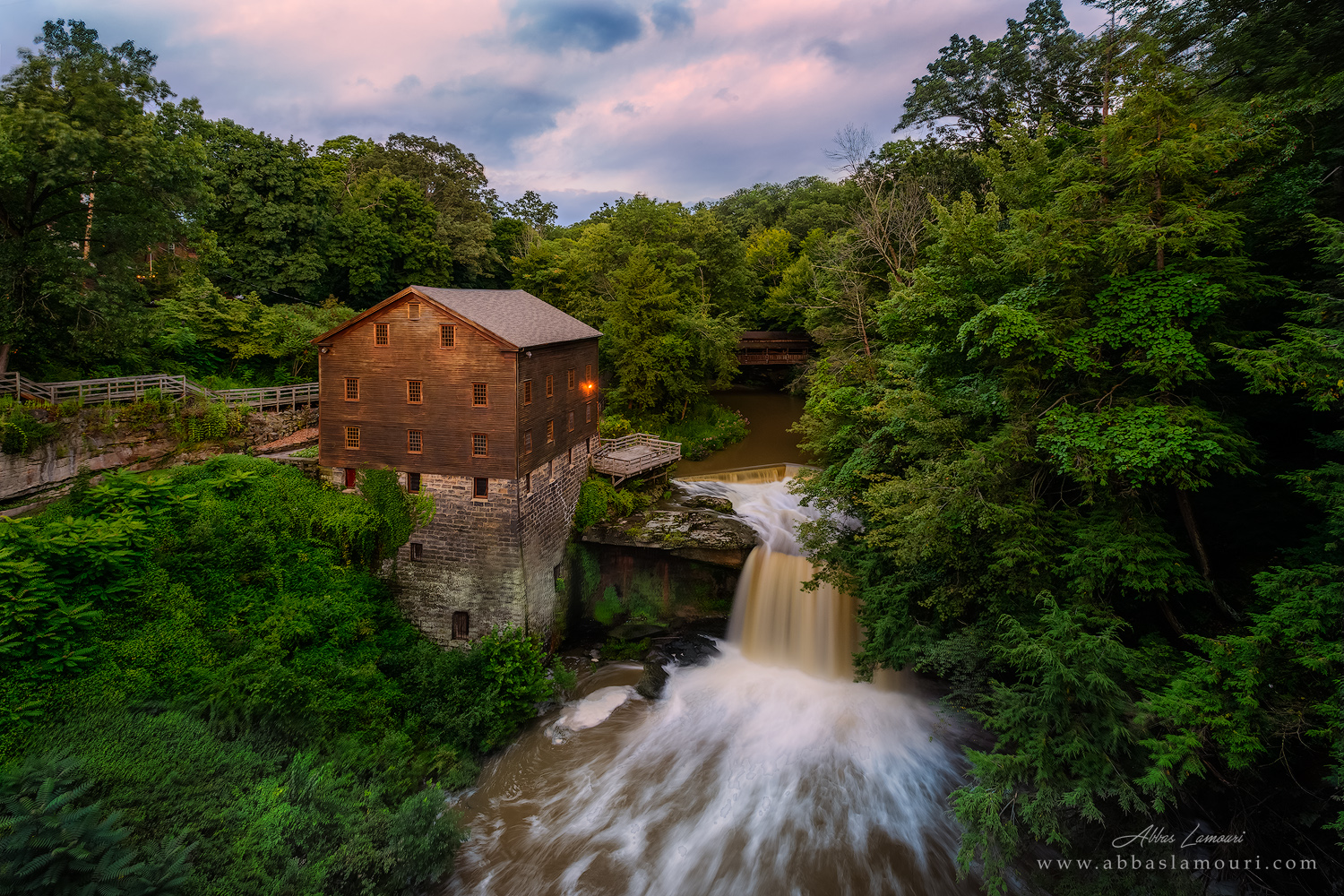 Lanterman's Mill - Mill Creek MetroParks - Youngstown, Ohio