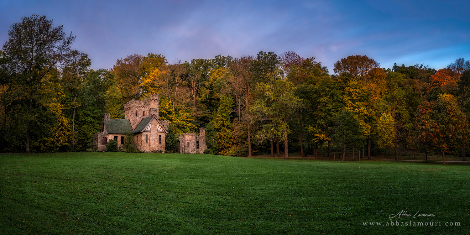 Squire's Castle - North Chagrin Reservation - Willoughby Hills, OH