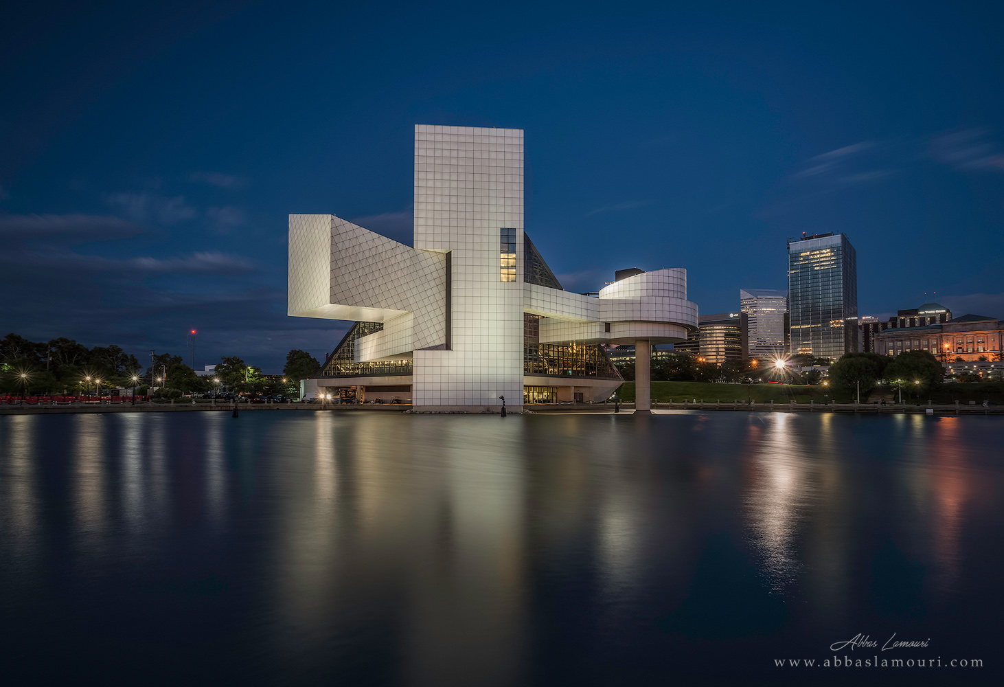 Rock N Roll Hall of Fame and Museum  - Cleveland, Ohio