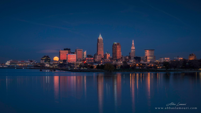 November Moon - Cleveland, Ohio