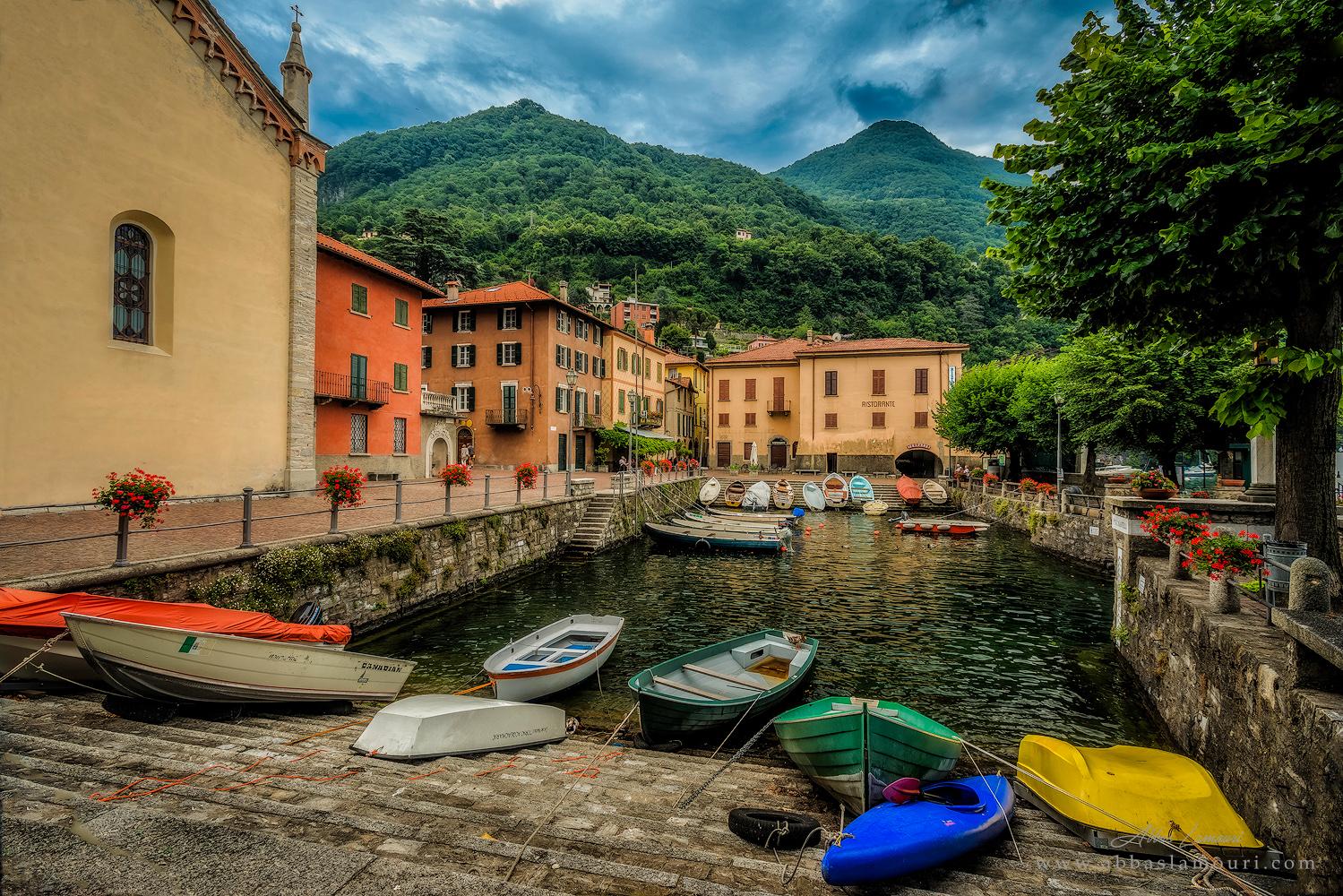Torno - Como, Italy