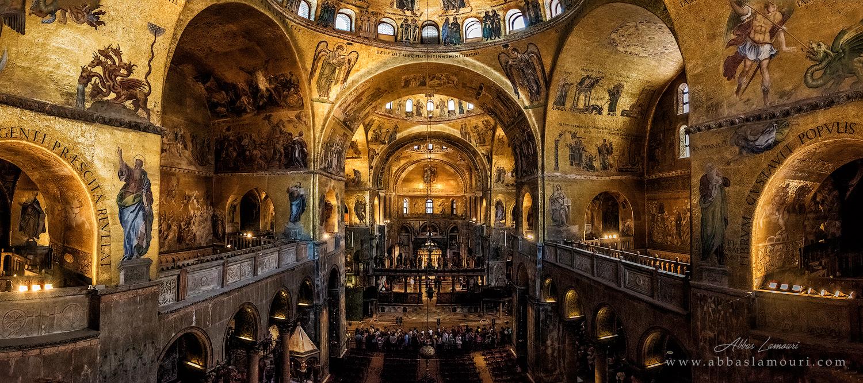 Saint Mark's Basilica - Venice, Italy