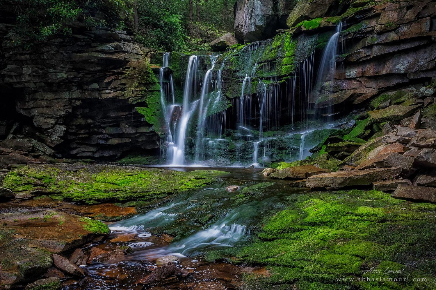 Elakala Falls - West Virginia