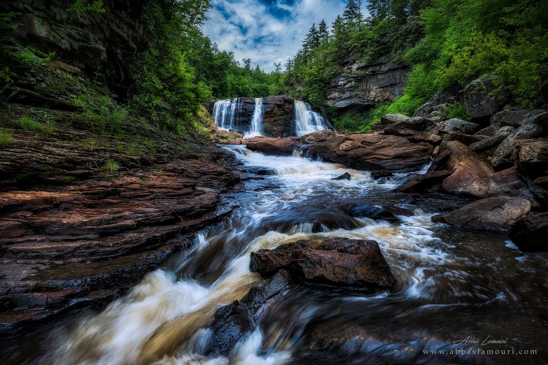 Black Water Falls - West Virginia