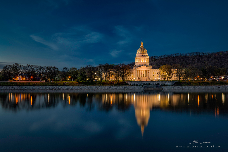 West Virginia Capitol Building - Charleston, West Virginia