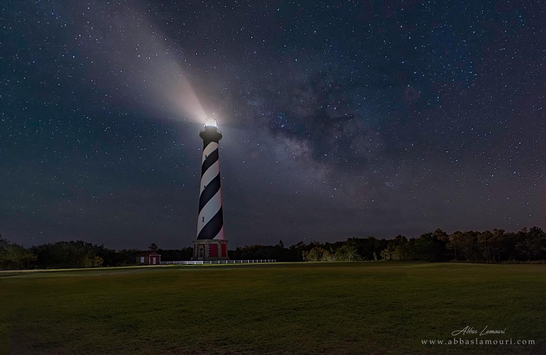 Cape Hatteras Milky Way - Cape Hatteras National Seashore, North Carolina