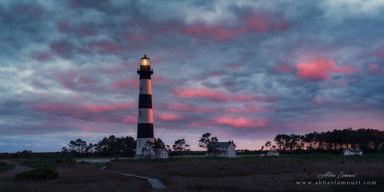 Bodie Island Lighthouse - Cape Hatteras National Seashore, North Carolina