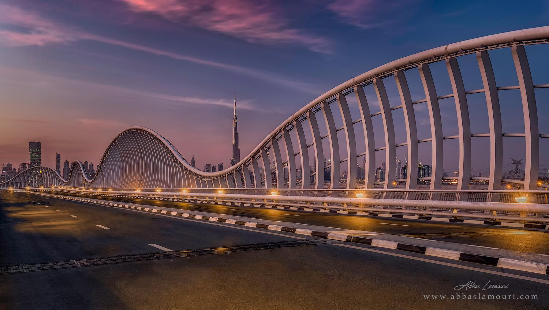 Meydan Bridge - Dubai, UAE