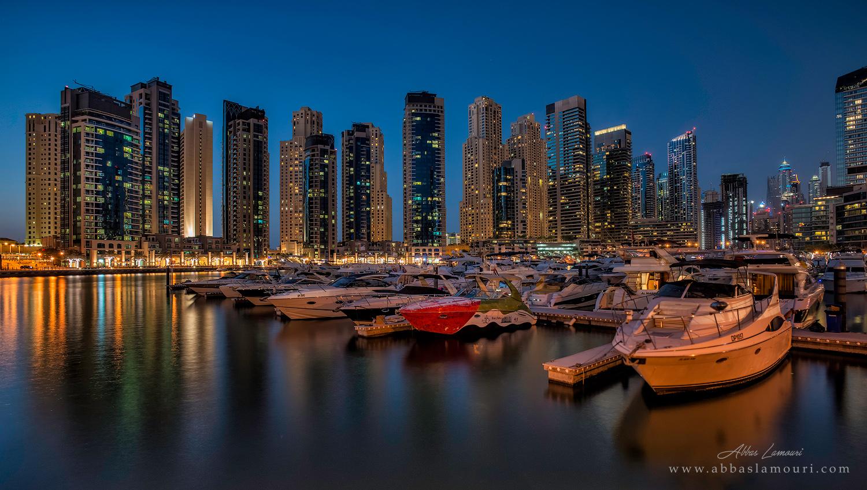 Dubai Marina Yacht Club - Dubai, UAE